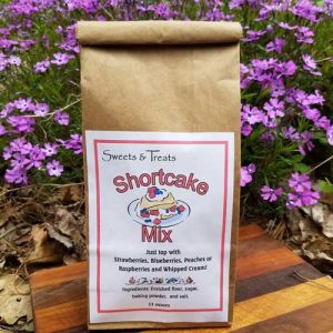 Shortcake Mix