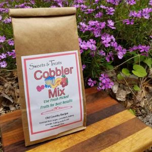 Fruit Cobbler Mix