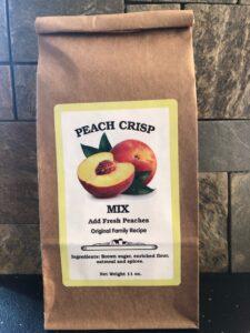 Peach Crisp Mix