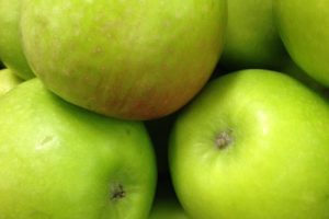 Green apples NY